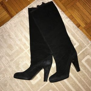 Marc by Marc Jacobs suede boots (37)